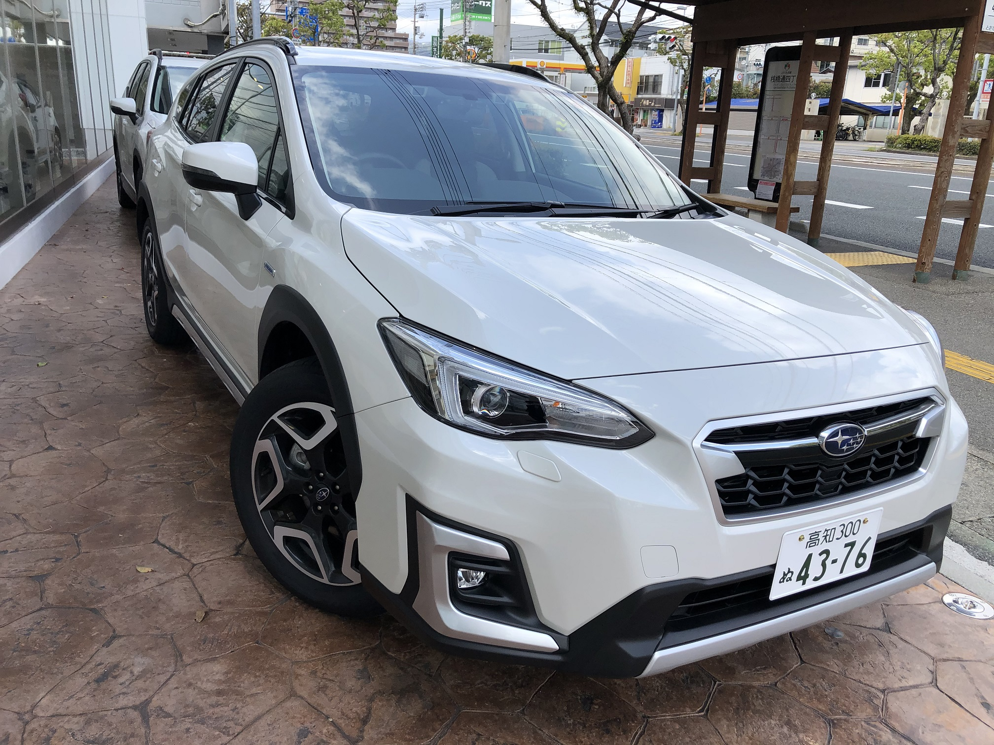 試乗車紹介 Vol.2  SUBARU  XV  Advance