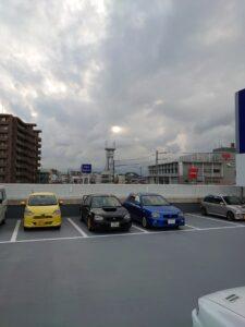 12月26日 カースポット高知東店より
