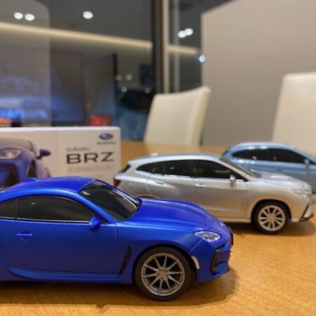 SUBARU BRZのAT試乗できます&コーティンググレードアップのご案内!!